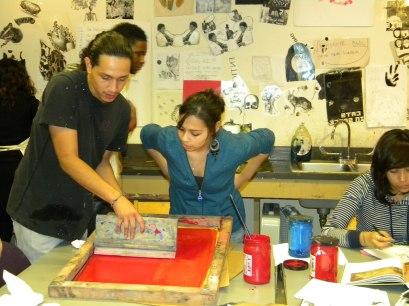 Gallery 37 Printmaking Arts