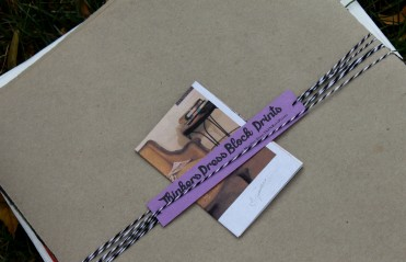 Mail Art | Linoleum Print on Paper