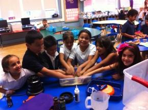 Jahn School | Paper Making