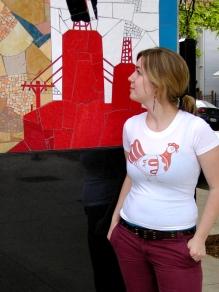 2 Arroyos Press | t-shirt design