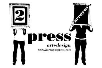 2 Arroyos Press|web design