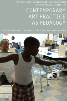 Chicago Arts Partnerships in Education|Booklet