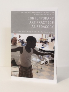 Contemporary Arts Practices CAPE Booklet