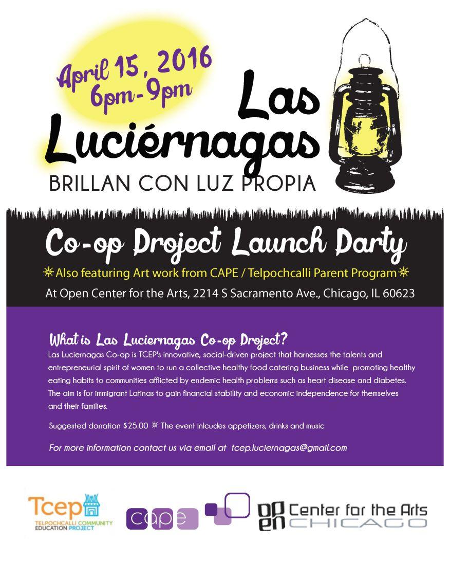Las Luciérnagas Co-op | Poster