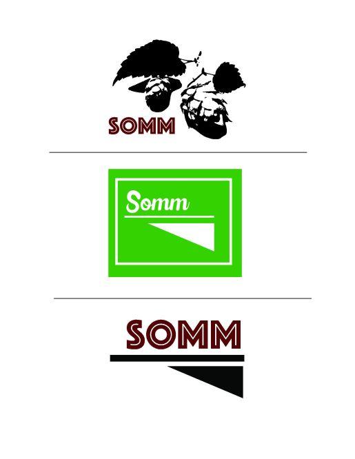 Somm App | Logo Design