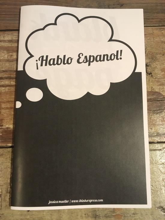¡Hablo Espanol! Zine